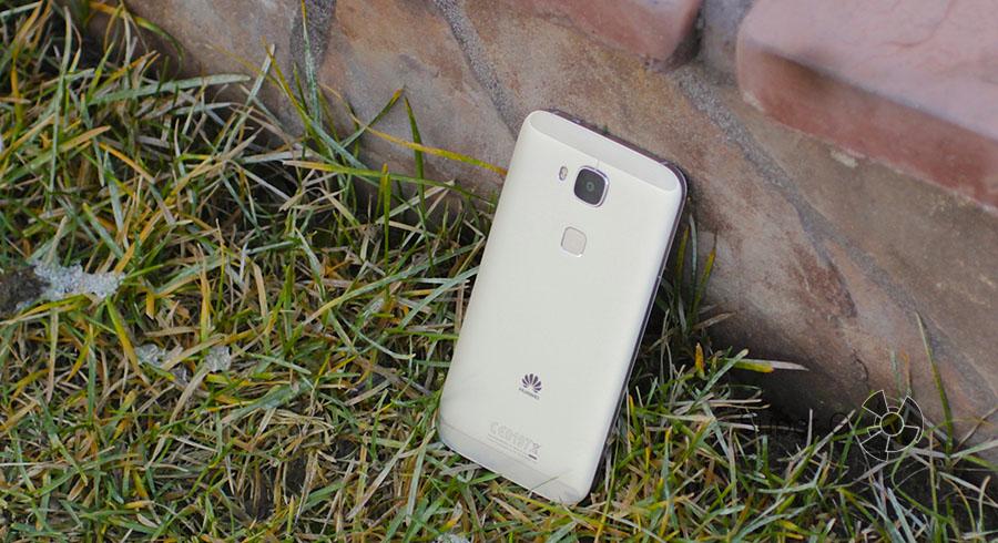 Белый Huawei G8