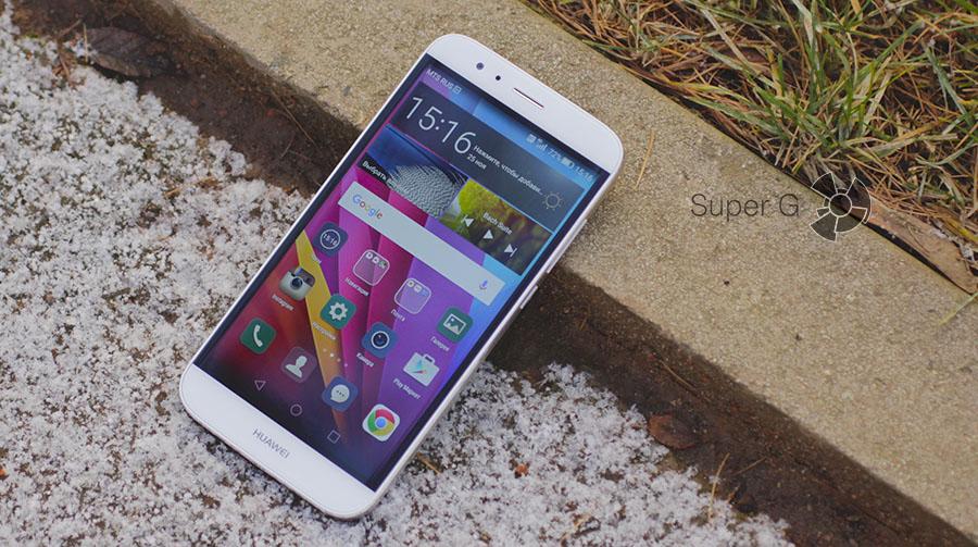 Дисплей Huawei G8
