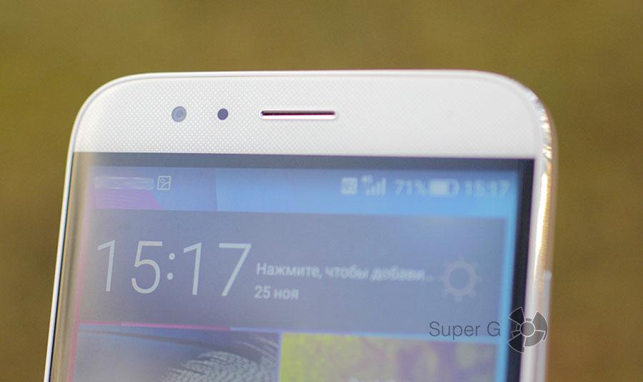 Фронтальная камера Huawei G8