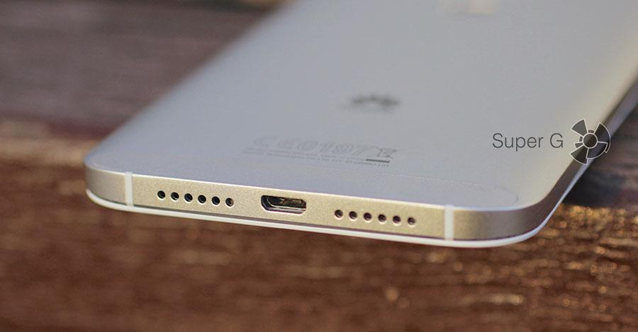 Микрофон и динамик Huawei G8