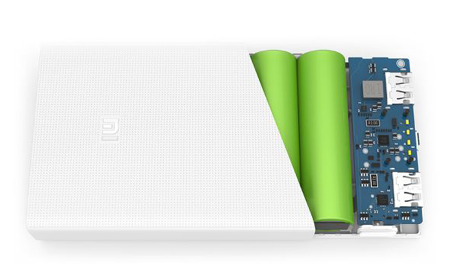 Xiaomi 20000mAh power bank 5