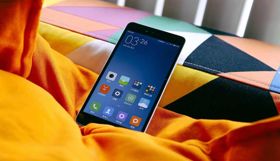 Xiaomi Redmi Note 2 смартфон белый