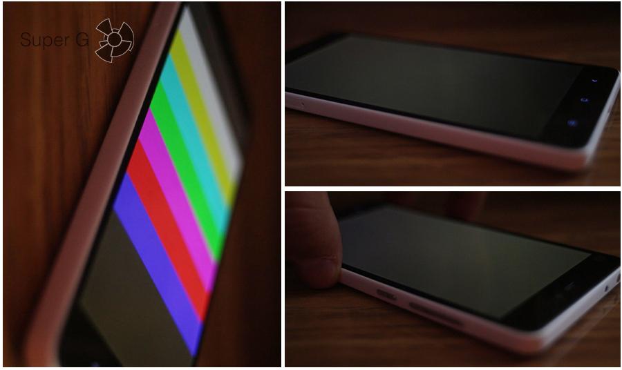 Xiaomi mi4c углы обзора