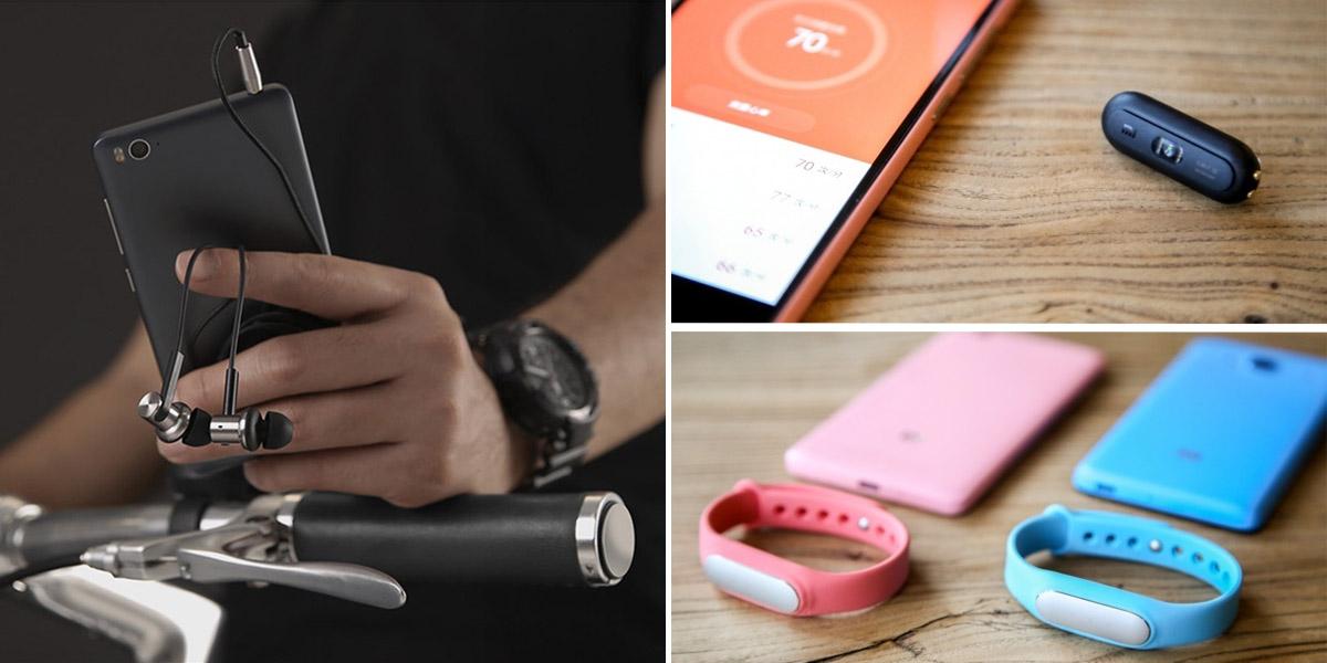 Новинки 2015 от Xiaomi: новые наушники, аккумулятор, трекер и другие бренды