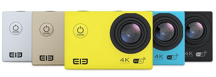 Экшн-камера elephone explorer 4