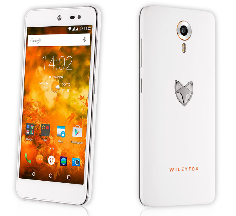 Белый Wileyfox Swift