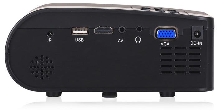 Еще размеры X6 проектора