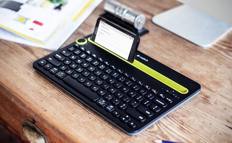 Клавиатура Logitech Keyboard K480