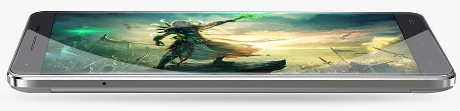 Металлическая задняя крышка смартфона Oukitel K6000