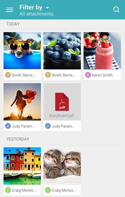 Почтовое приложение Kale Interactive WeMail
