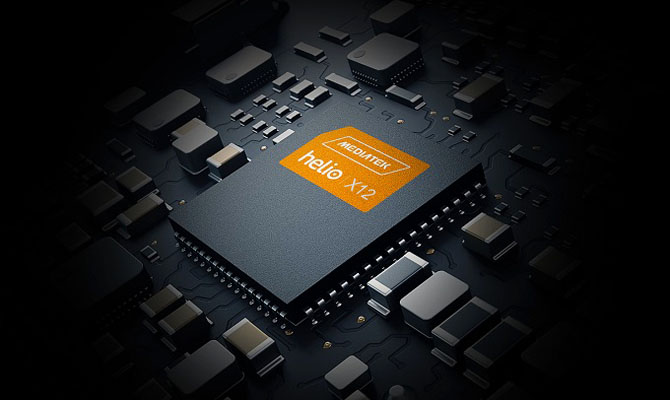 Процессор Mediatek Helio X12