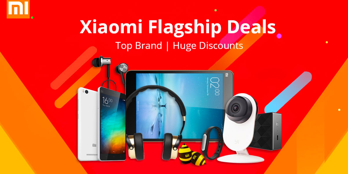 Распродажа устройств Xiaomi в Китае