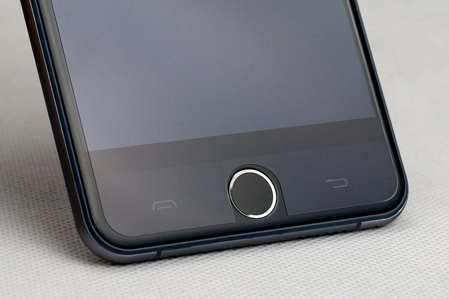 Сканер отпечатков пальцев и защитная пленка для Ulefone Be Touch 3