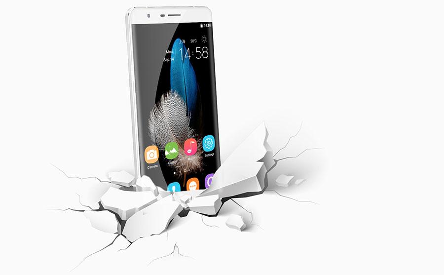 5-дюймовый смартфон Oukitel K4000 с емкой батареей
