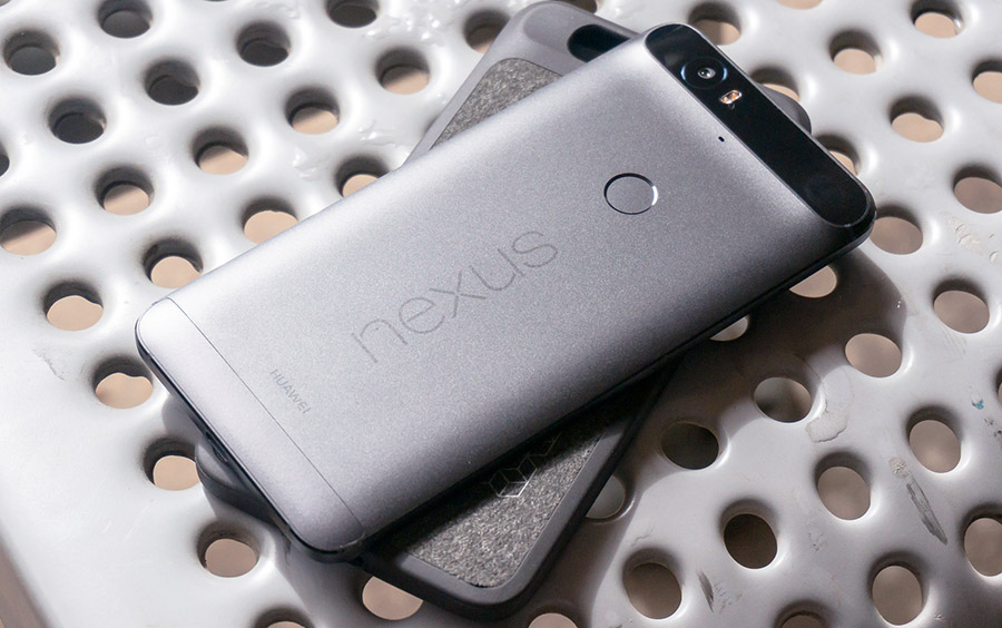 Huawei Nexus 6P черный металлик