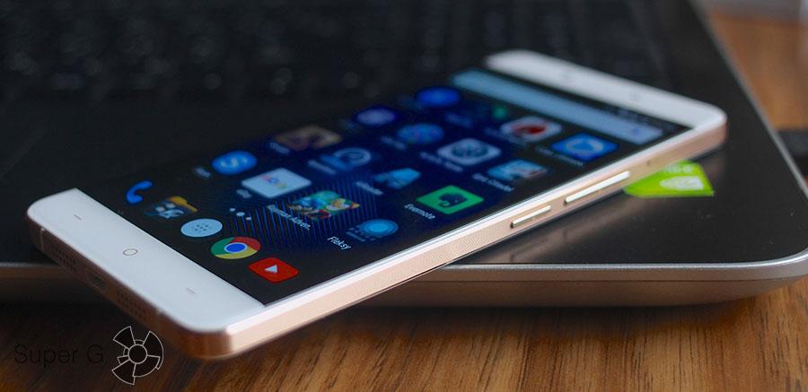 Поддержка LTE OnePlus X