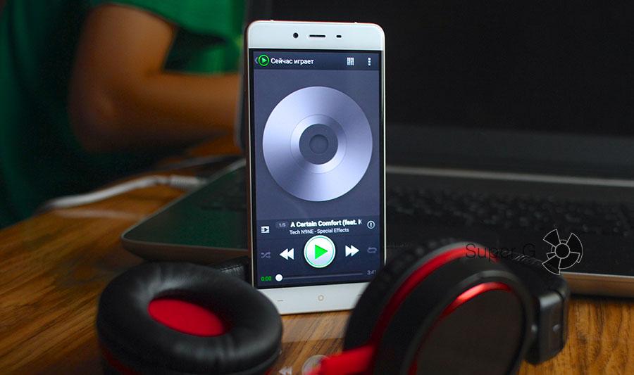 Стильный смартфон OnePlus X выводы