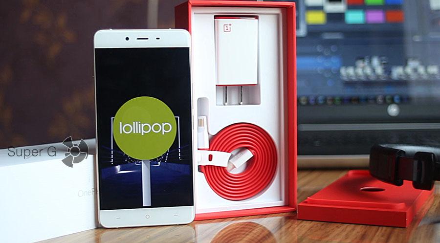 Комплектация OnePlus X