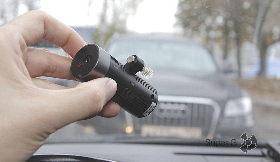 Размеры Thinkware Dash Cam H50