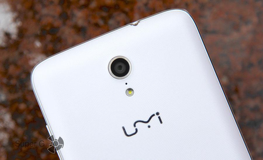 Узоры на корпусе UMi eMAX mini