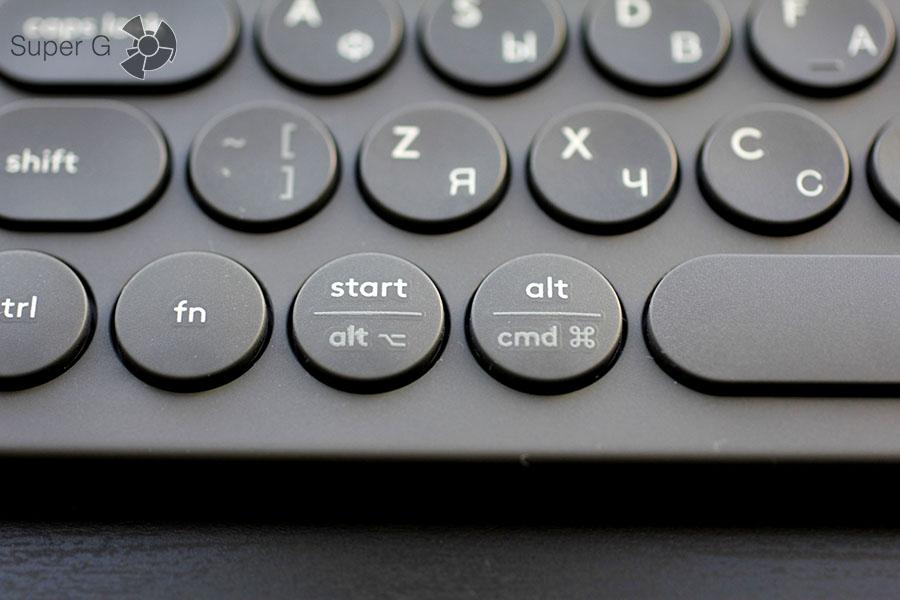 Альтернативная раскладка для Mac OS