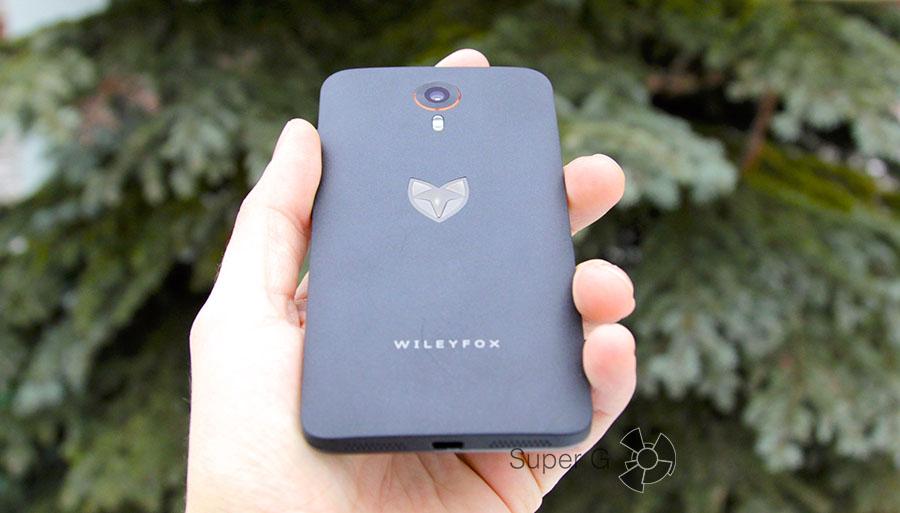 Смартфон Wileyfox Swift
