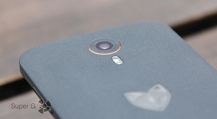 Задняя или основная камера Wileyfox Swift (тест)