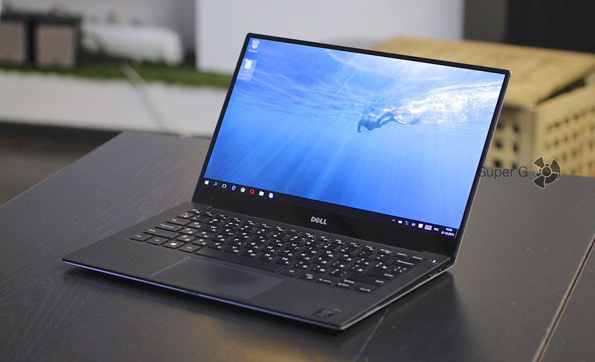 Разрешение дисплея Dell XPS 13