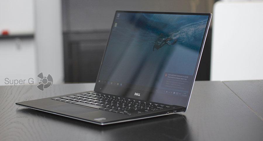 Производительность Dell XPS 13
