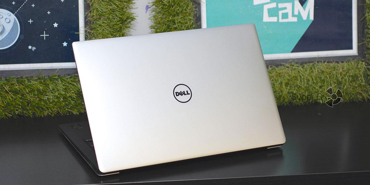 Дизайн Dell XPS 13