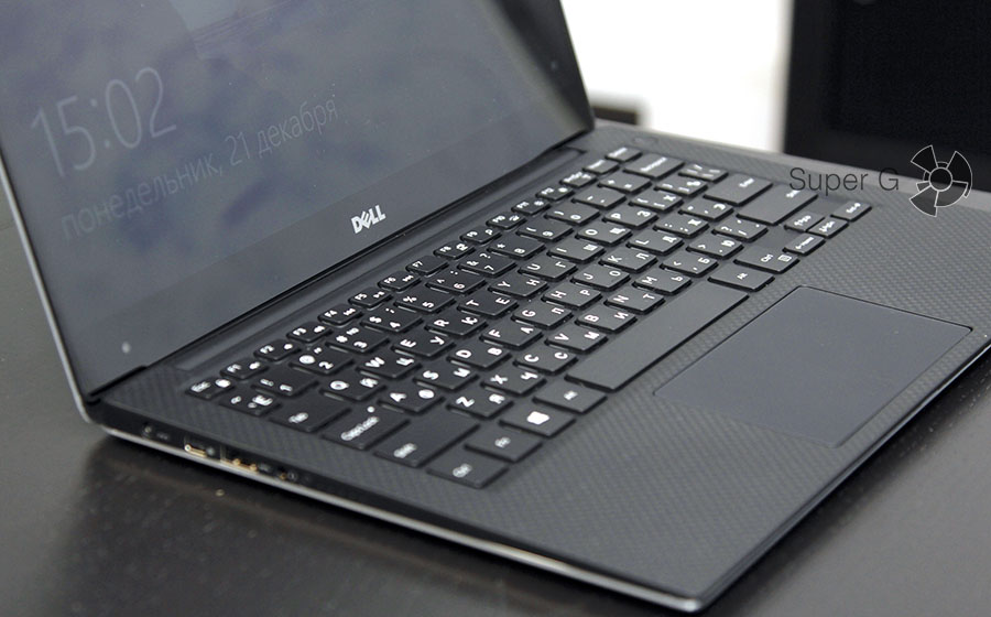 Клавиатурный блок Dell XPS 13