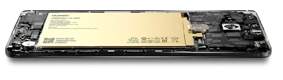 Аккумулятор и время автономной работы Huawei Mate 8