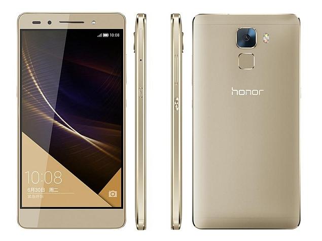 Золотой Huawei Honor 7 AL10