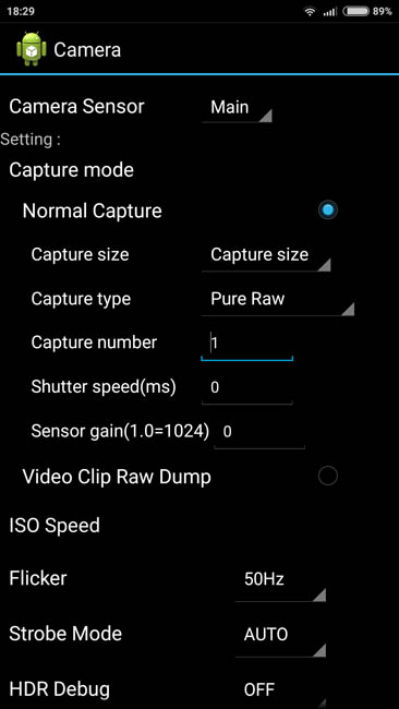 Как включить инженерное меню на Xiaomi Redmi Note 3