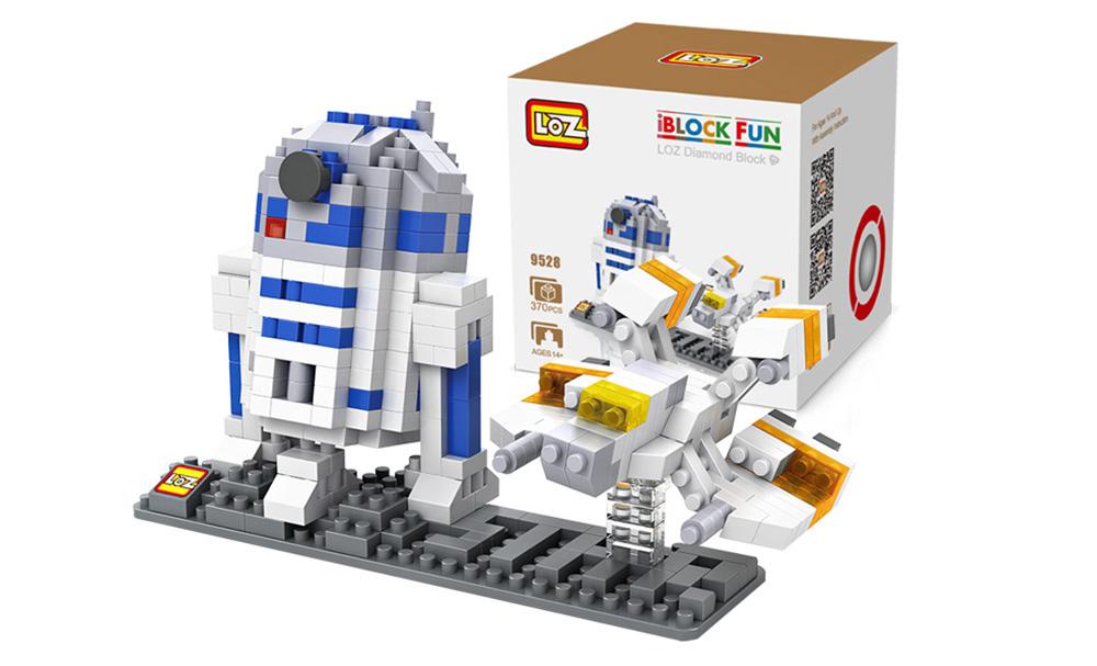 Конструктор для детей LOZ типа Lego