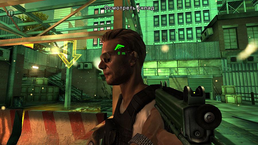 Максимальные настройки графики в Unkilled на Honor 7