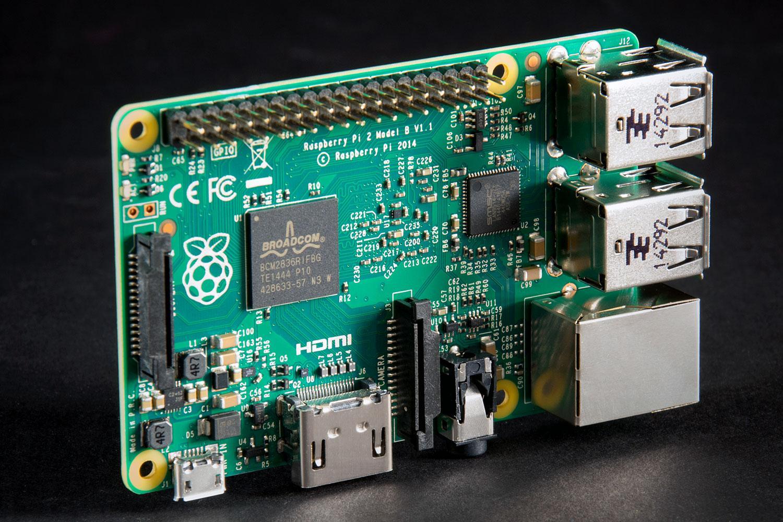 Микро-компьютер Raspberry Pi 2 купить, цена
