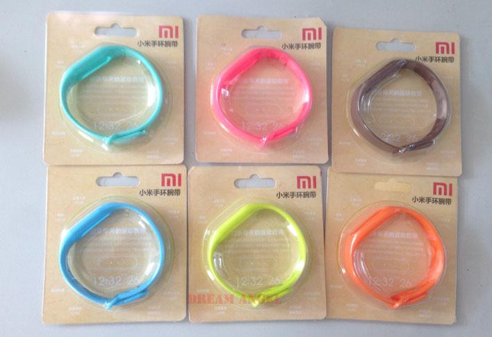 Поддельные ремешки для Xiaomi Mi Band