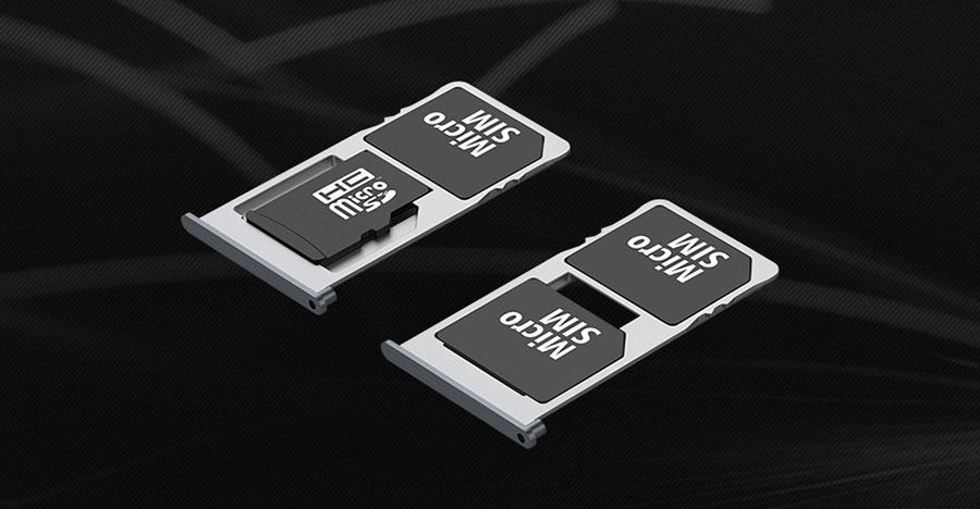 Поддержка двух Micro SIM-карт в Ulefone Power