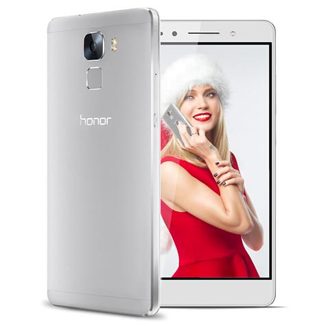 Смартфон Honor 7 белый или серебристый