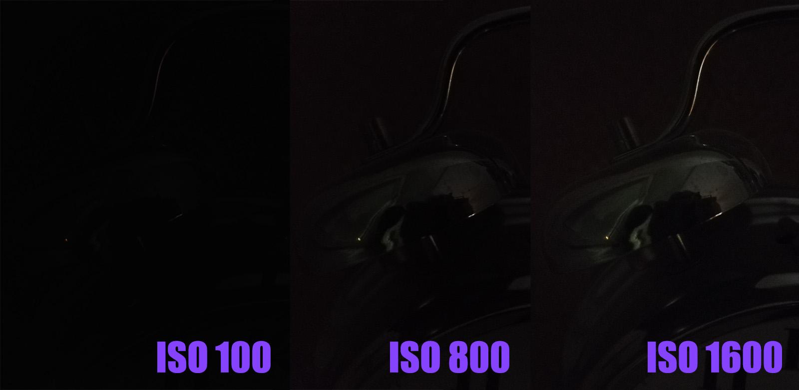 Тест ночной съемки на камеру Honor 7 (тест ISO)