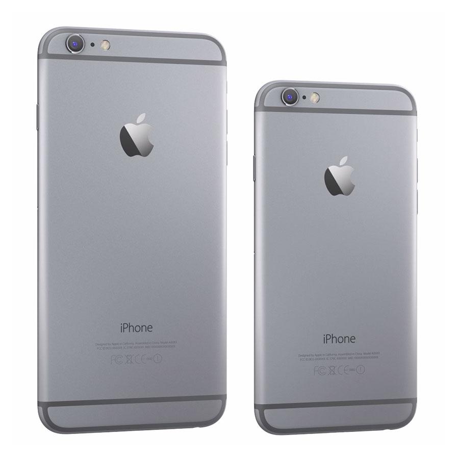 Толстые полоски под антенны в iPhone 6 и 6 Plus