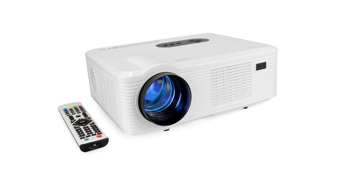 Универсальный и дешевый ТВ-проектор Excelvan CL720