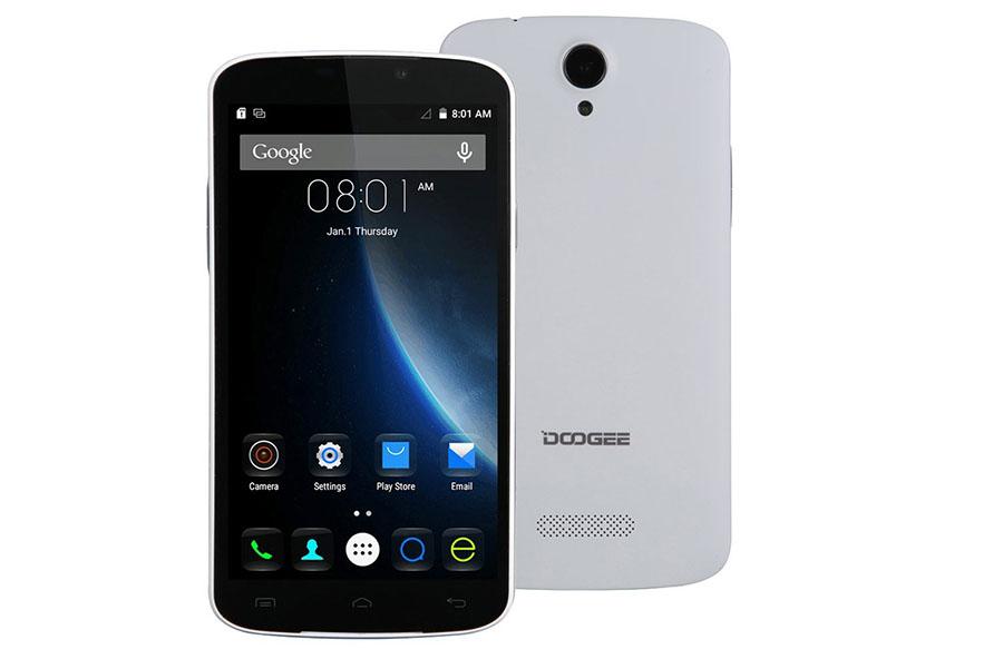 Характеристики Doogee X6