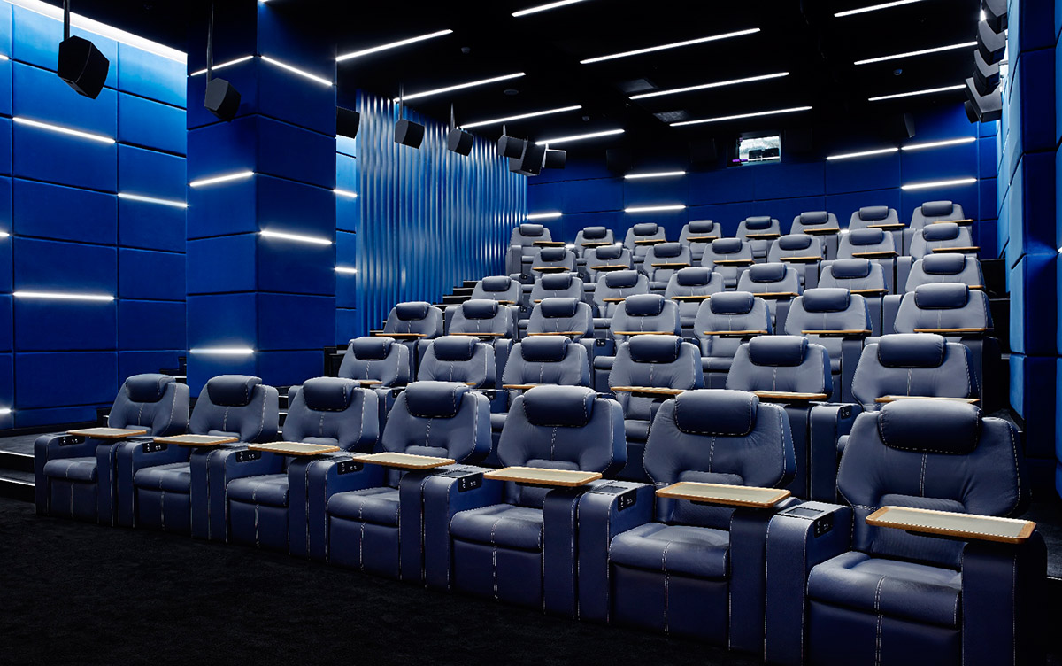 Dolby Atmos и кинотеатр Москва