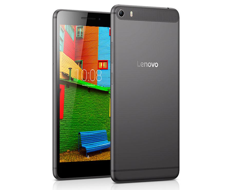Lenovo Phab Plus темно-серый