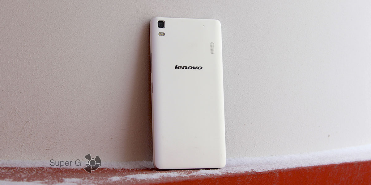 Отзыв и характеристики Lenovo A7000