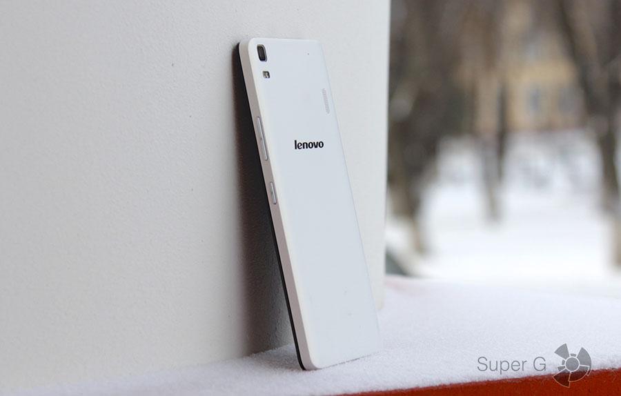 Белый Lenovo A7000