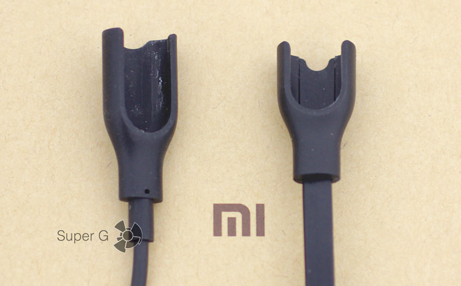 Как подзарядить Xiaomi Mi Band 1S