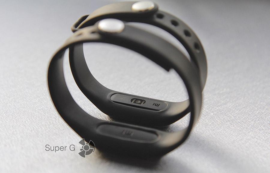 Сравнение Xiaomi Mi Band и Xiaomi Mi Band 1S